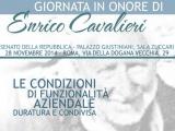 Giornata in onore di Enrico Cavalieri - 28 Novembre 2014